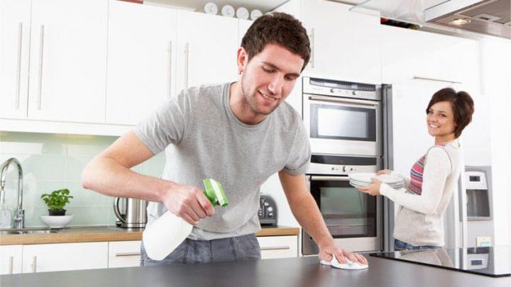 7 consejos de limpieza para que tu cocina esté siempre impecable