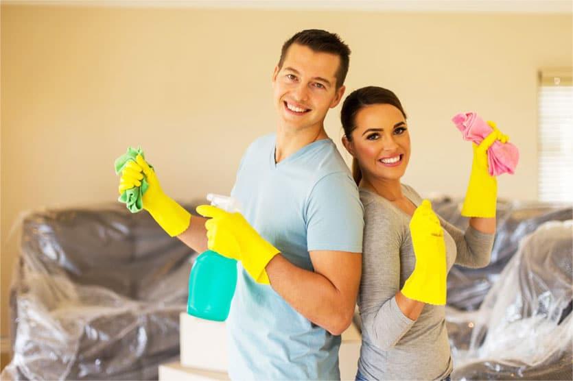 limpieza semanal hogar